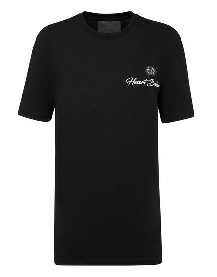 T-shirt Round Neck SS Heart Breaker