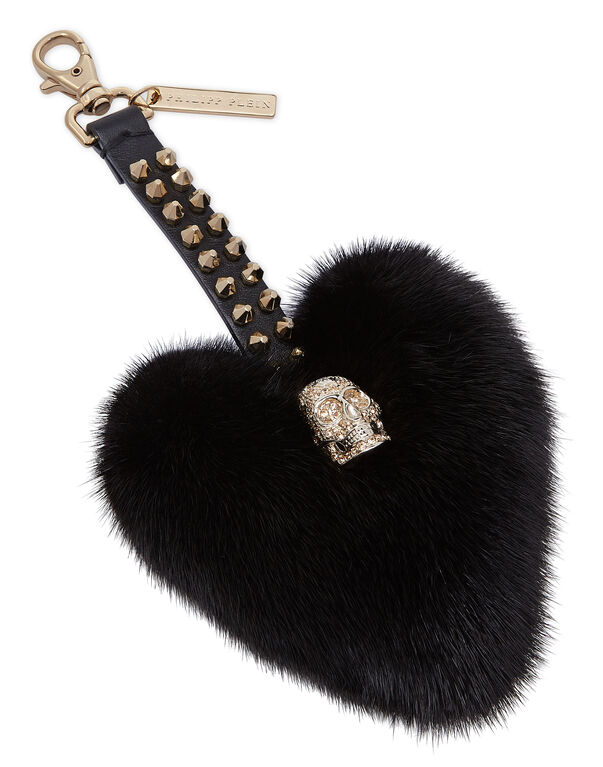 """key chain """"lonely heart"""""""