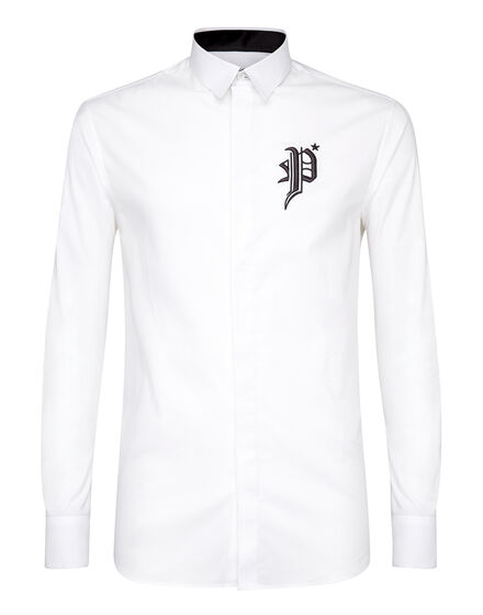 Shirt Platinum Cut LS Gothic P