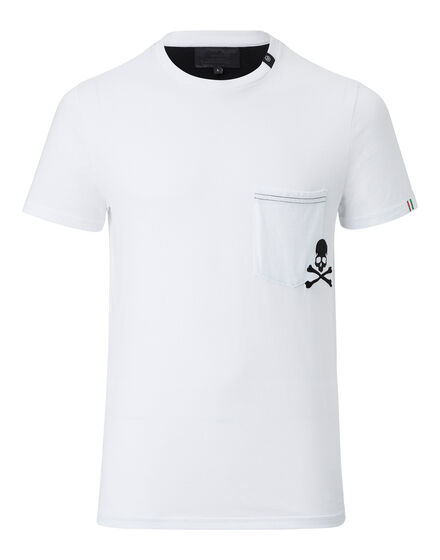 T-shirt Round Neck SS Trouble