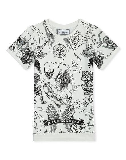 T-shirt Round Neck SS Dacio Creed