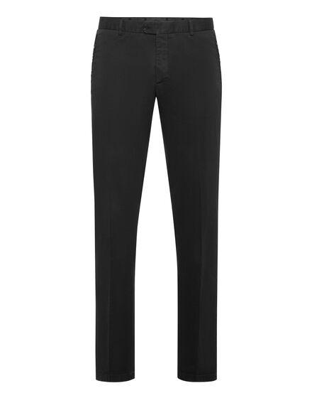 Long Trousers Zipped
