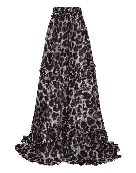 Long Skirt Maculate