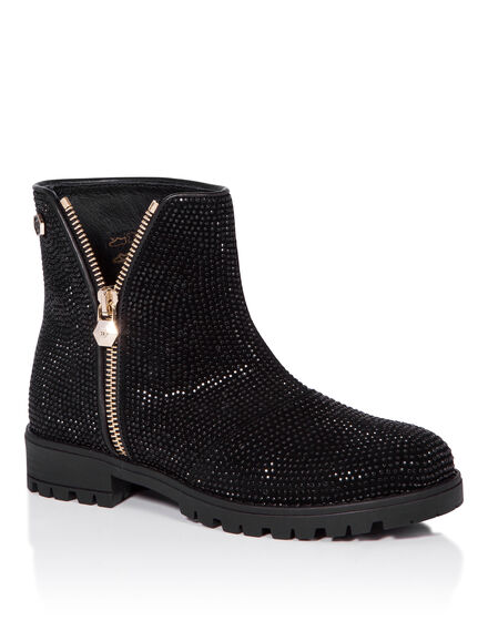 Boots Low Flat Jasmin