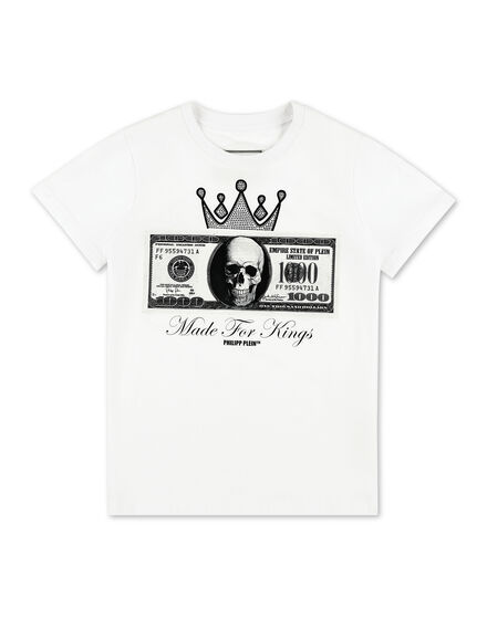 T-shirt Round Neck SS Dollar