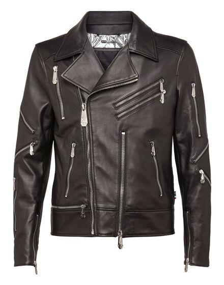 Leather Biker Believer