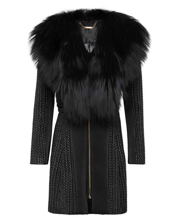 Coat Long Statement