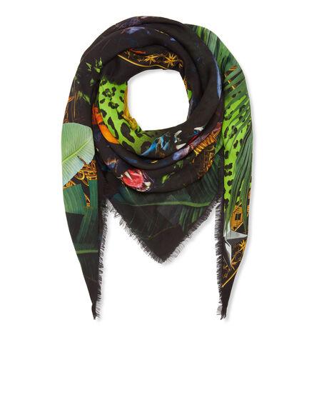 Shawl Paradise Panther Edition