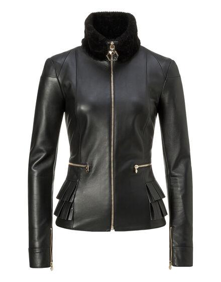 Leather Jacket Little Italy