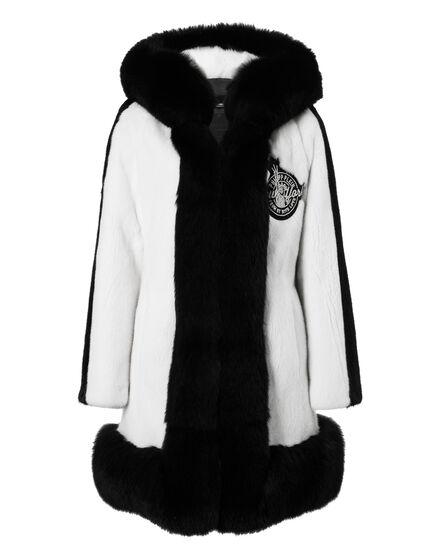 Fur Coat Short Andy Fair