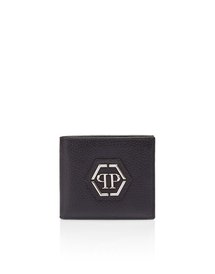 French wallet Hexagon
