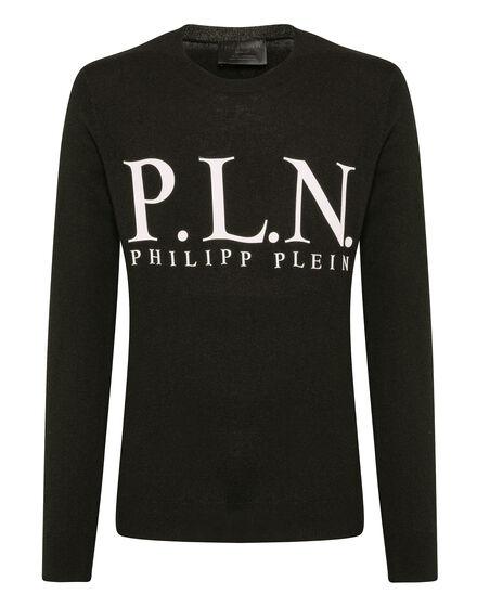 Pullover Round Neck LS P.L.N.