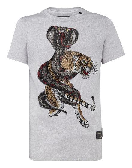 T-shirt Round Neck SS Seventy Eight
