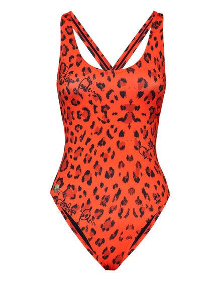 Monokini Leopard
