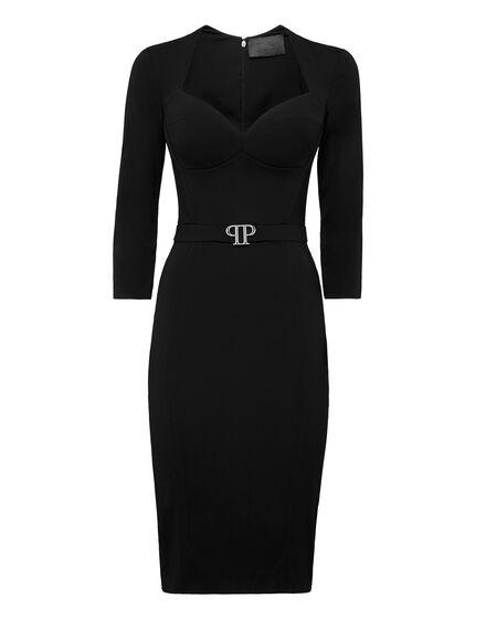 Long Dress Cristel  Elegant