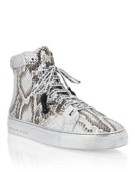 Hi-Top Sneakers Luxury
