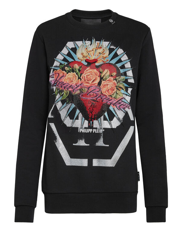 Sweatshirt LS Heart Breaker