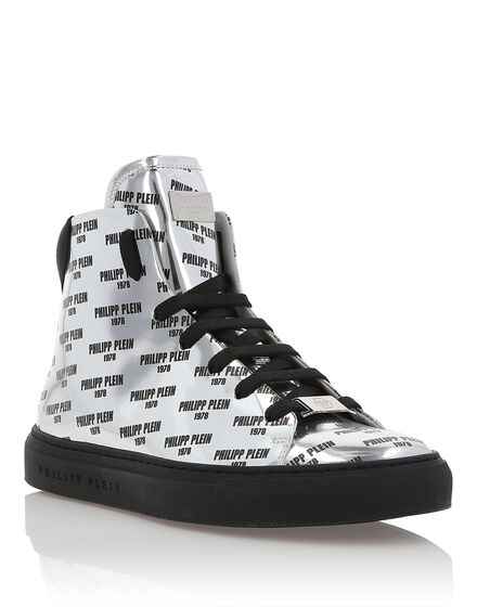 Mid-Top Sneakers PP78 Mirror