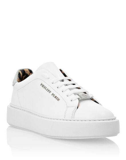 Lo-Top Sneakers leather
