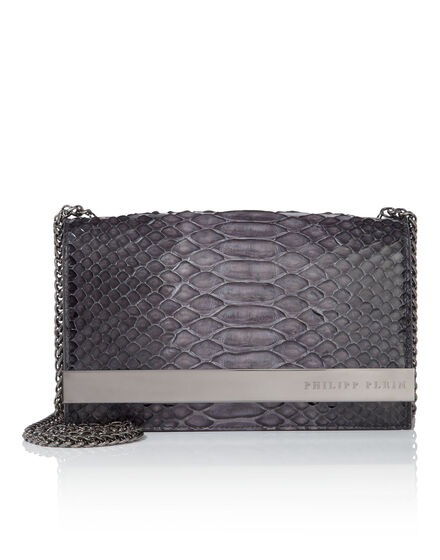 shoulder bag M reptilia