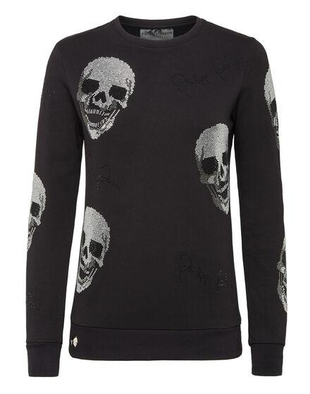 Sweatshirt LS Shake the World