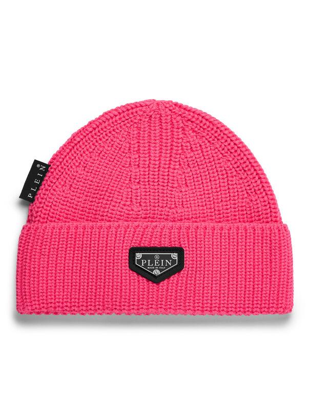 Wool Hat Iconic Plein