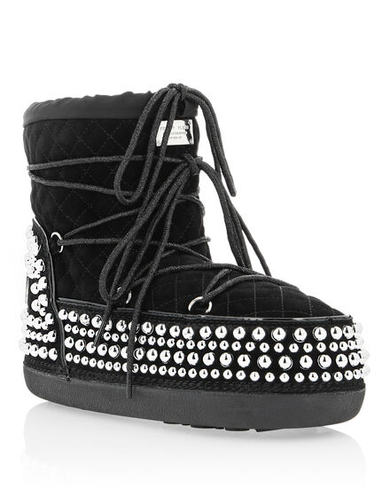 Boots Mid High Studs