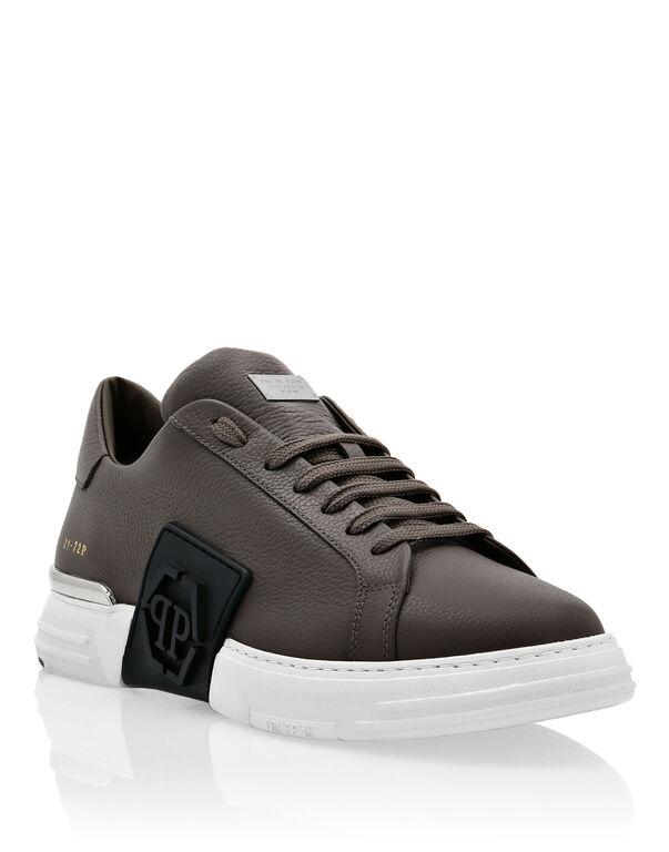 Leather PHANTOM KICK$ Lo-Top Sneakers rubber Hexagon