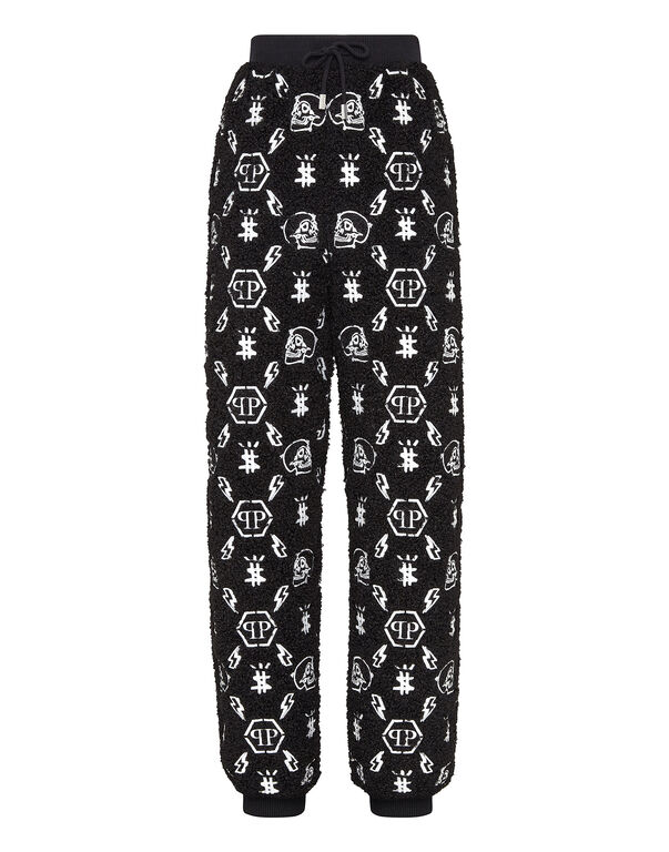 Jogging Trousers Embroidery Monogram