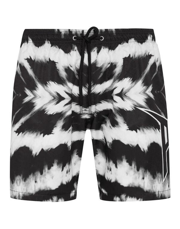 Beachwear Short Trousers Tie dye