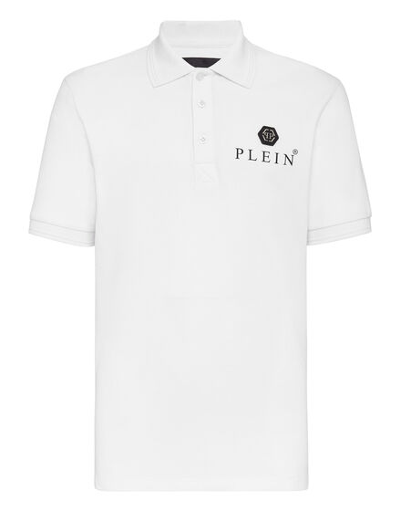 Polo shirt SS Iconic Plein