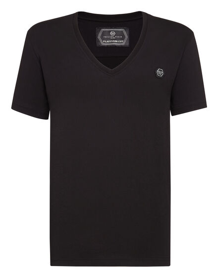 T-shirt Platinum Cut V-Neck Original