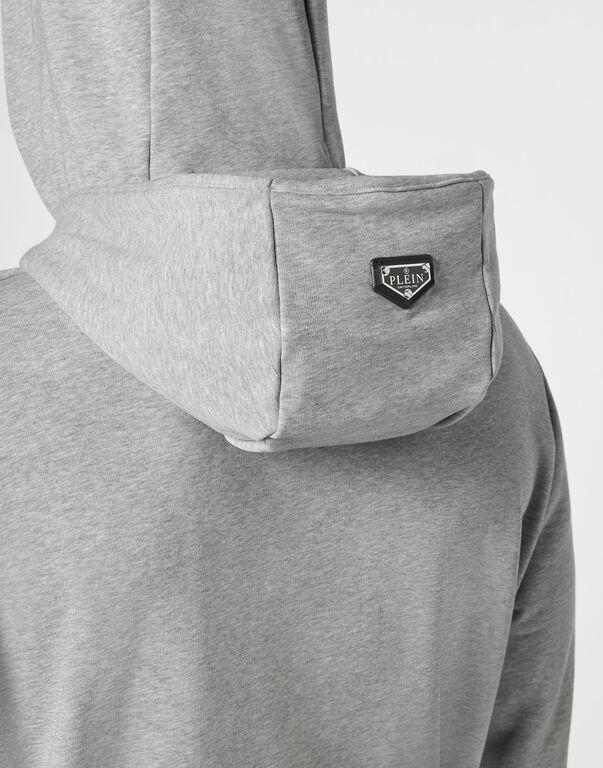 Hoodie sweatshirt stones Teddy Bear