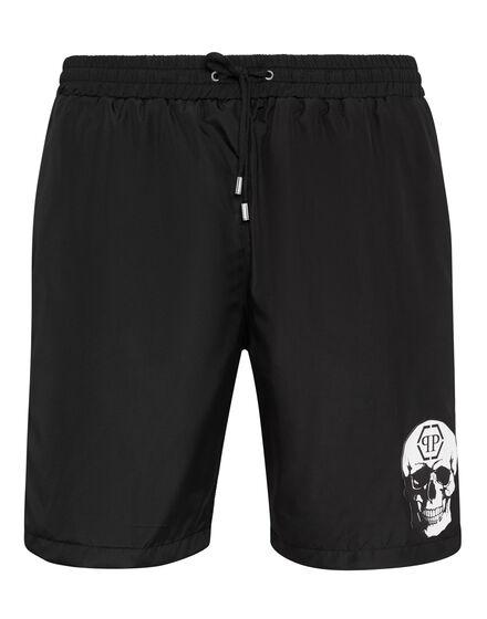 Beachwear Long Trousers Skull