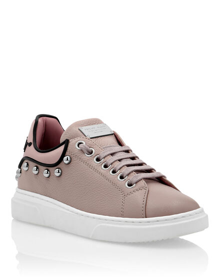 Leather Lo-Top Sneakers Big Bang