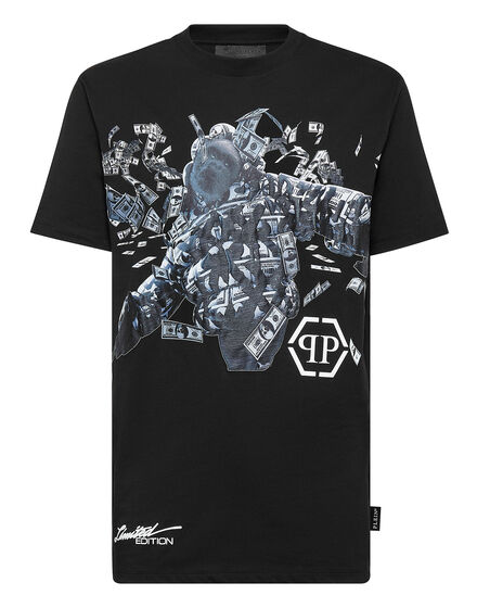 T-shirt Round Neck SS PP Dollar