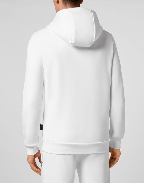 Hoodie Sweatjacket Istitutional