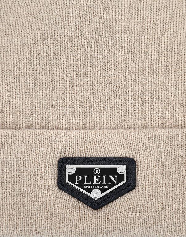 Wool Hat Gothic Plein