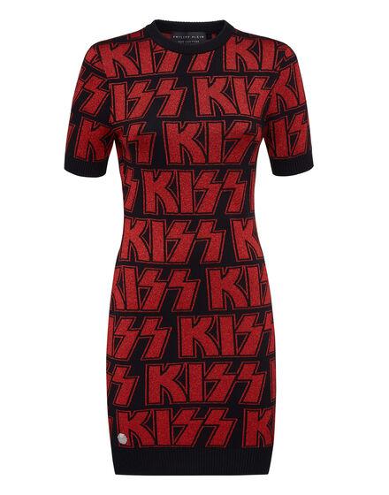 Knit Dress Rock band
