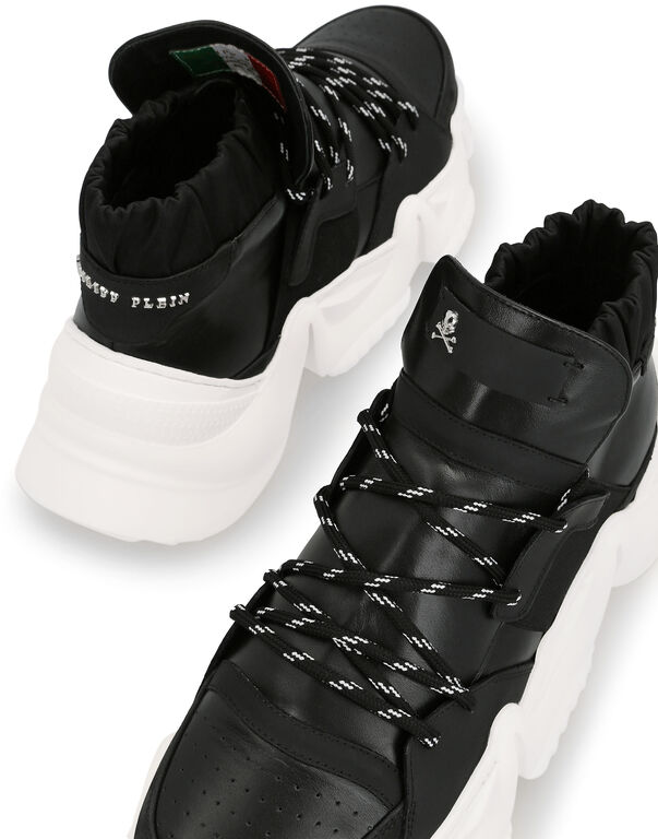 Hi-Top Sneakers Monster 0.2