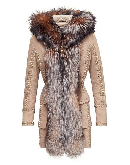 Parka  Amazing Fur