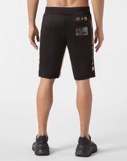 Jogging Shorts XYZ Geometric