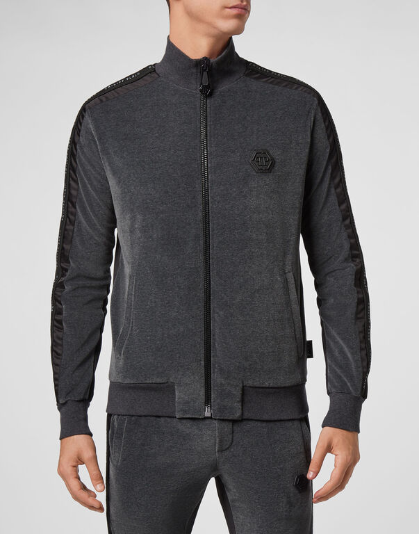 Jogging Jacket Iconic Plein