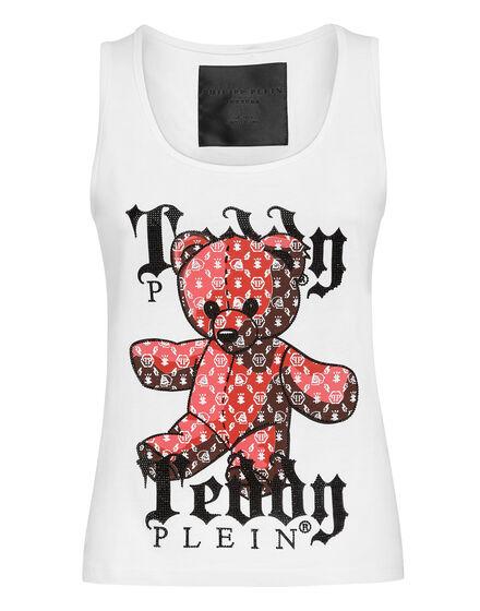 Tank top Monogram Teddy Bear