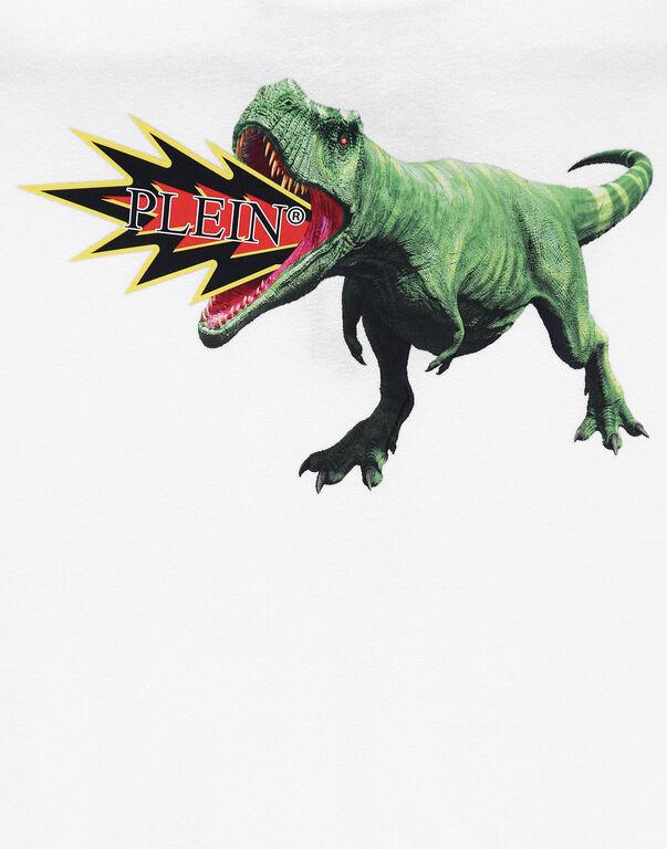 T-shirt Round Neck SS T-Rex
