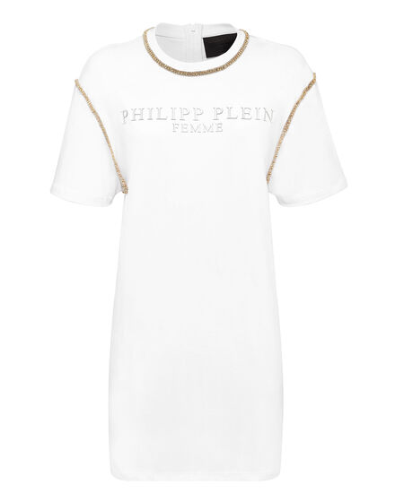 T-shirt Dress Iconic Plein