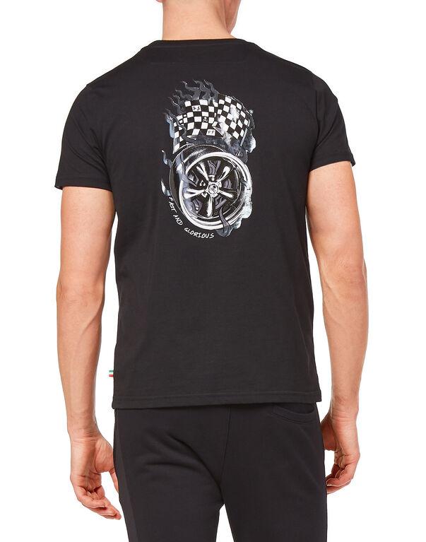 "T-shirt Round Neck SS ""Sam Smith"""