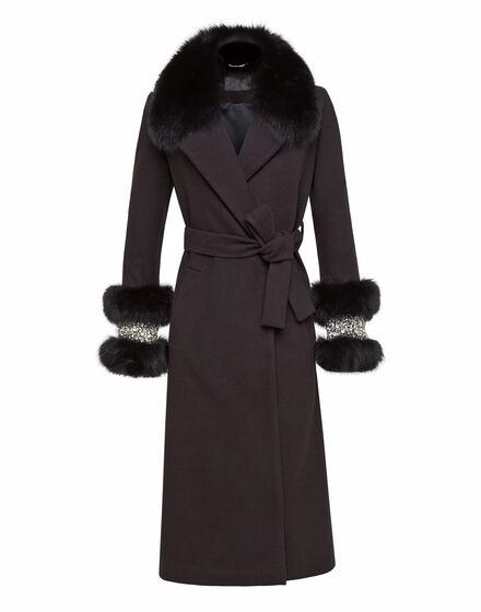 Coat Long Elegant