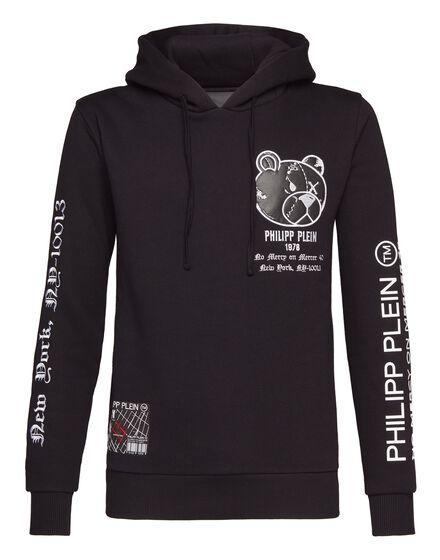 Hoodie sweatshirt MM Teddy Bear