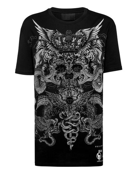 T-shirt Round Neck SS Tattoo